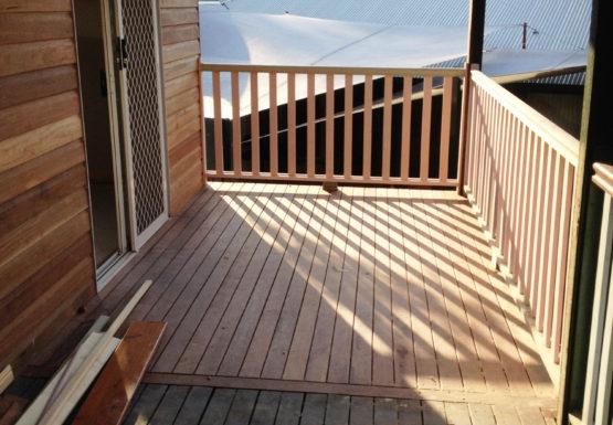 Brisbane Northside Deck Extension