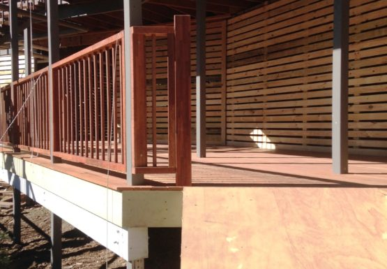 Brisbane North Deck Extension