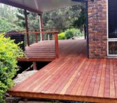 Deck Builder Bridgeman Downs, Builder 4035, Deck 4035