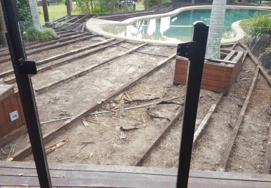 Timber Deck, Deck Builder, Build a deck