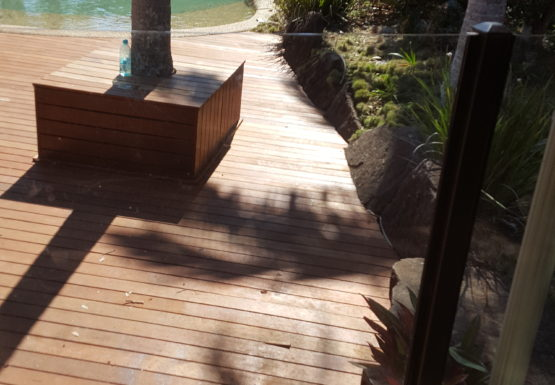 Finished Deck Brisbane North