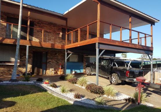 Deck Extension Brisbane North