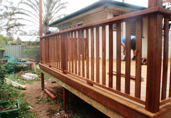 Deck Construction North Brisbane, How to build a deck, Deck Builder Samford